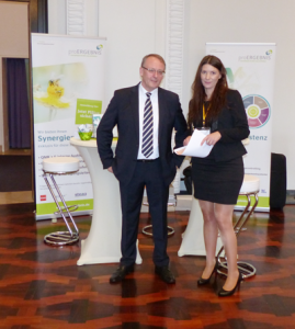 Geschäftsführer Dipl. Ing. Edgar Stehning und Diana Uhlmann, proERGEBNIS GmbH