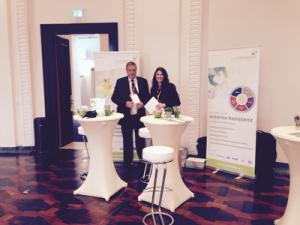 Dipl. Betriebswirt Werner Koch und Diana Uhlmann, proERGEBNIS GmbH